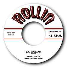 "TOM LaVELLE - ""L.A. WOMAN"" - WILD PUMPING PIANO VERSION - WATCH VIDEO"