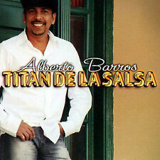 Barros, Alberto-Titan De La Salsa CD NEW