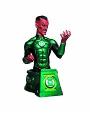 Heroes of the DC Universe Blackest Night Green Lantern Sinestro Bust DC Direct