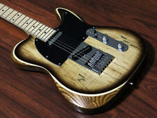 Halo Custom Guitars Salvus 6 String Seymour Duncan Hot Vintage Stack Evertune