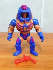 Vintage He-Man Masters of the Universe Figure- Man-E-Faces - 100% Complete