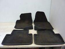 Original Fußmatten Teppiche SET grau Volvo V70 II 2003