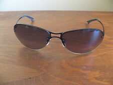 Original Giorgio Armani 1533 Sunglasses 66 15   Aviator Style Black