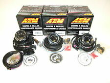 AEM (3 Gauges Combo) - UEGO WideBand A/F Ratio + Trans Temperature + Turbo Boost
