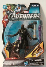 Nick Fury Assault Squad Action Figure Hasbro Avengers MIP