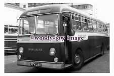 ab0078 - East Kent Coach Bus - KFN 250 to Ramsgate via Margate - photograph