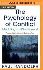 The Psychology of Conflict : Mediating in a Diverse World by P (FREE 2DAY SHIP)