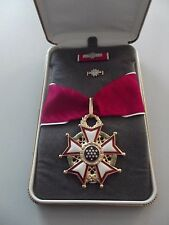 *(A19-015) LEGION OF MERIT COMMANDER ! SUPER SELTEN ! im Etui