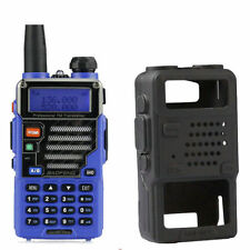 Baofeng UV-5R Plus Qualette 136-174/400-519.995 FM 65-108 MHz Ham 2-way Radio