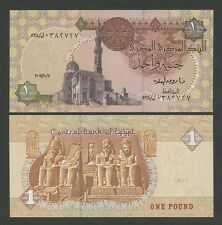 EGYPT - £1  2007  P50l  Uncirculated  ( Banknotes )