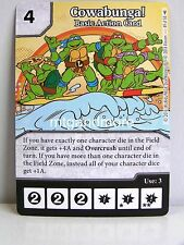 Dice Masters - #049 Basic Cowabunga! - Teenage Mutant Ninja Turtles