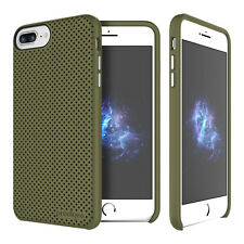 "Prodigee Breeze Army Green iPhone 7 PLUS 5.5"" Dual Layer Thin Case Slim Cover"