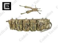 Genuine MTP, SAS PARA AIRBORNE Webbing Set, 4 Pouch With Yoke