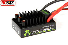 AE-3 Vanguard ESC Axial Brushless Brushed WATERPROOF system Fwd/Rev 3s LiPo EXO