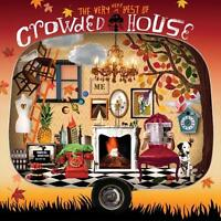 CROWDED HOUSE ( NEW SEALED CD ) THE VERY VERY BEST OF / GREATEST HITS COLLECTION