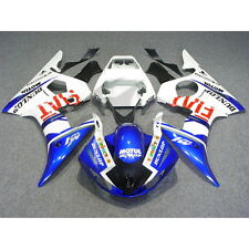 Injection Plastic Fairing Kit Fit For YAMAHA YZF R6 2003-2004 R6S 2006-2009 FIAT