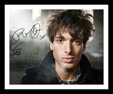 PAOLO NUTINI AUTOGRAPHED SIGNED & FRAMED PP POSTER PHOTO 1