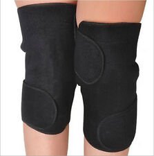 1Pair Magnetic Therapy Knee Brace Support Protection Belt Spontaneous Heating
