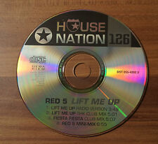 CD House Nation 126 Red5 Lift me up