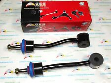 4WD 97-06 Jeep Wrangler TJ NEW 2 Front Sway Bar Links K3197