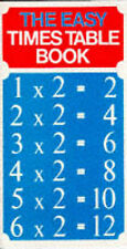 Easy Times Table by Foulsham Books ( Author ) ON Jun-01-1977, Paperback,GOOD Boo