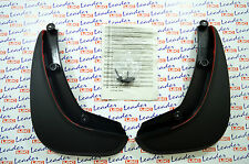 GENUINE Vauxhall ASTRA GTC - REAR MUDFLAPS / SPLASH GUARDS KIT - NEW MUD FLAPS