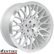 Afentiko Wheels Rims 5x112 AF1 SL 22x9 +30 22x10.5 +35 Bentley