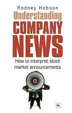 Understanding Company News : How to Interpret Stock Market Announcements by...