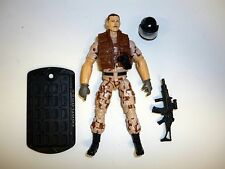 GI JOE FOOTLOOSE Rise of Cobra Action Figure Exclusive ROC COMPLETE C9 v4 2009