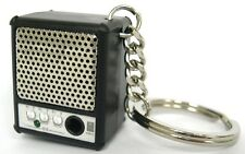 MINI Amp Altoparlante Portatile Portachiavi Keychain per iPod, iPhone e MP3 3,5 mm Jack