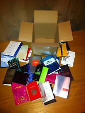 MENS FRAGRANCE SAMPLES,JOB LOT,