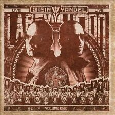 WISIN Y YANDEL-LA REVOLUCION - VOL1 CD NEW