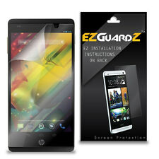 2X EZguardz LCD Screen Protector Cover HD 2X For HP Slate 6 VoiceTab (Clear)