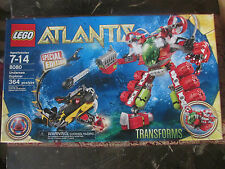 LEGO ATLANTIS #8080, Undersea Explorer,364 pcs, Special Edition,2010,NIB SEALED