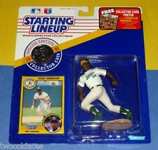 1991 RICKEY HENDERSON Oakland Athletics A's - low s/h - HOF Starting Lineup