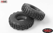 "Mud Plugger 1.9"" Scale Truck crawler Tires RC4WD Narrow Military Style Tyre"