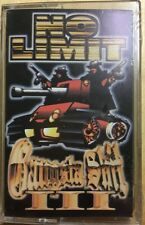 No Limit Gangsta Shit III Mixtape Cassette