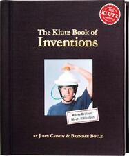 The Klutz Book of Inventions by Klutz Editors and Brendan Boyle (2010, Mixed...
