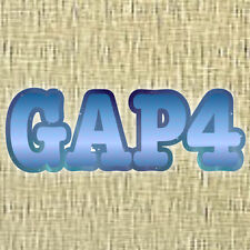 GAP4.COM Premium LLLL .com 4 LETTER Domain Name *11 years! GoDaddy Brandable Lot