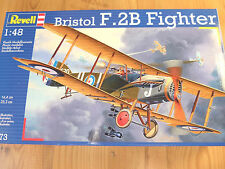 REVELL 1:48 Bristol F. 2B Fighter AIRCRAFT MODEL KIT
