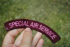 Special air service patch