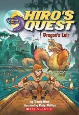 Hiro's Quest: Dragon's Lair 4 by Tracey West (2010, Paperback)