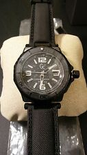 Authentic Guess Collection Gc men's diver sport watch black swiss made X79012G2S
