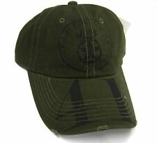 BRAND NEW JEEP WILLY'S OLIVE GREEN HERITAGE HAT CAP! OEM