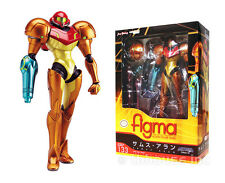 "6"" SAMUS ARAN figure METROID: OTHER M good smile FIGMA max factory NINTENDO #133"