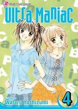 Ultra Maniac, Vol. 4 by Wataru Yoshizumi and Watara Yoshizuma (2006, Paperback)