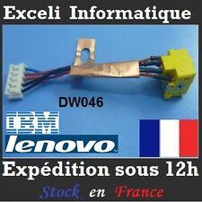 Dc Jack Socket avec Cable Wire dw046 IBM Lenovo Thinkpad T60 T60p T61 Z60M Z61M