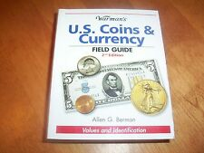 Warman's U.S. Coins & Currency Field Guide Coin Paper Money Collector Book NEW