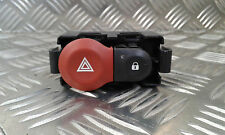 Bouton warning - ouverture/fermeture centralisée RENAULT Clio III (3)