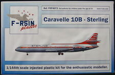 F-RSIN Models 1/144 SUD AVIATION CARAVELLE 10B Sterling Airlines